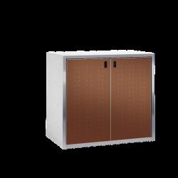 Paketkasten / Depotschrank SILENT 242 mit PAKETIN-Modul (ein 1.100-l-Fach)