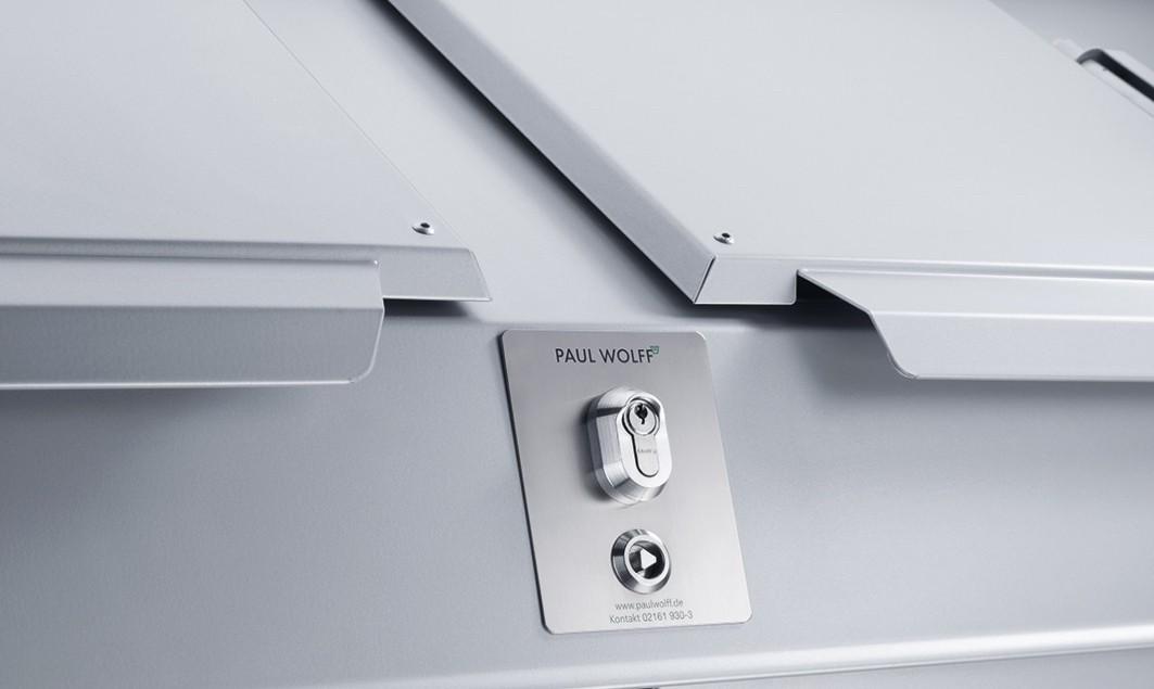 Mülltonnenboxen von Paul Wolff - passend zu jedem Ambiente