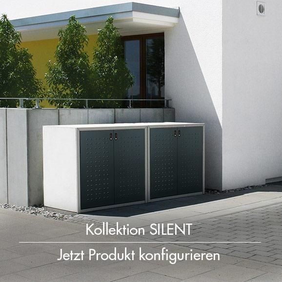 Abfallsysteme Silent